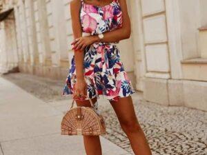 Ефирна лятна рокля