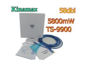 Мощна WI-FI антена Kinamax TS-9900